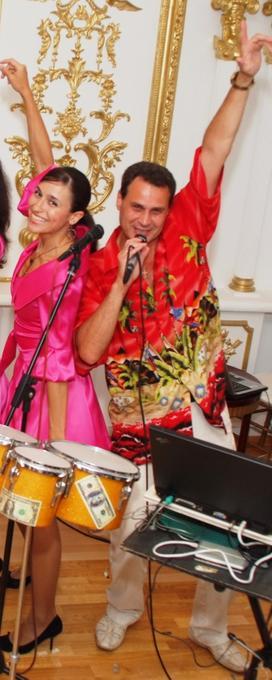 """Музыкальный шоу проект  """"Одесский Шарм"""" - Музыкальная группа Музыкант-инструменталист Певец  - Одесса - Одесская область photo"""