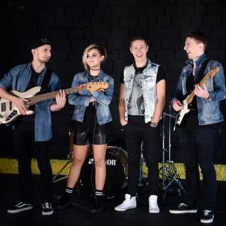 Закажите выступление In White cover band на свое мероприятие в Киев