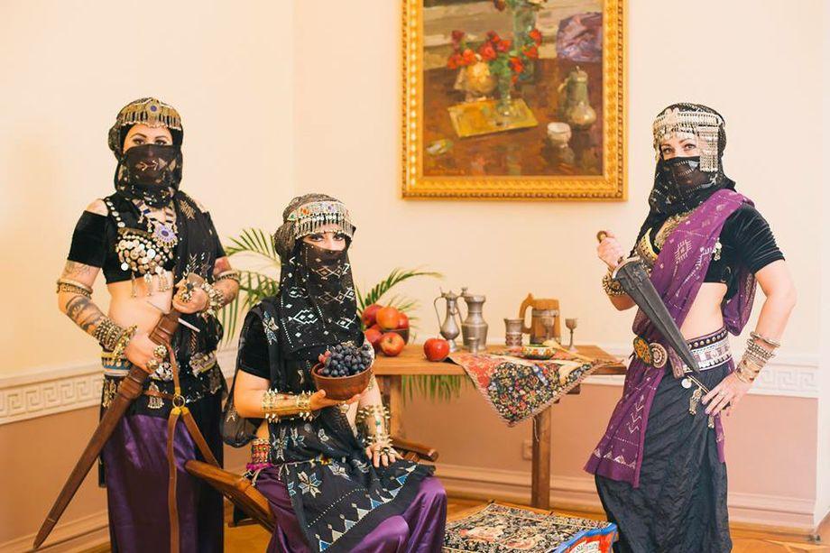 Free Tribal Band - Танцор  - Киев - Киевская область photo