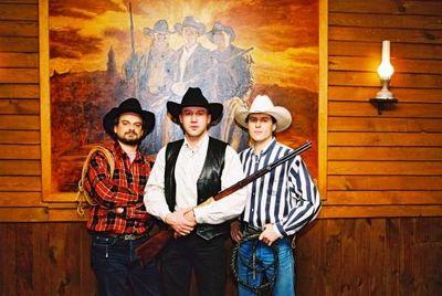 Cowboy Band - Музыкальная группа Ансамбль  - Киев - Киевская область photo