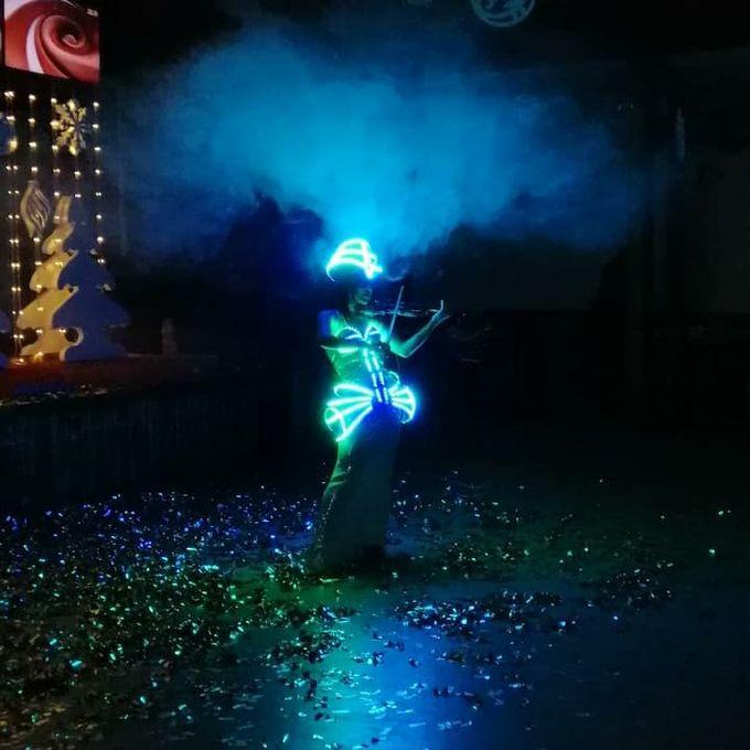 Violanza Violin LED show - Музыкант-инструменталист  - Киев - Киевская область photo
