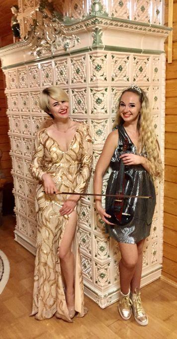 Flash Girls - Ансамбль Музыкант-инструменталист  - Киев - Киевская область photo