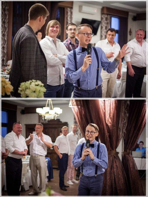 Александр Дёмин - Ведущий или тамада  - Киев - Киевская область photo
