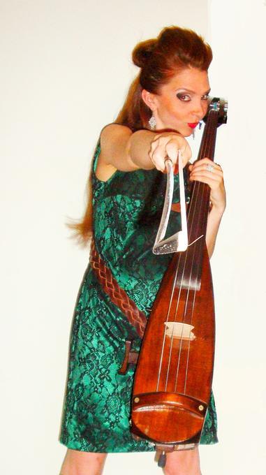 Aleksandra - Музыкант-инструменталист  - Киев - Киевская область photo