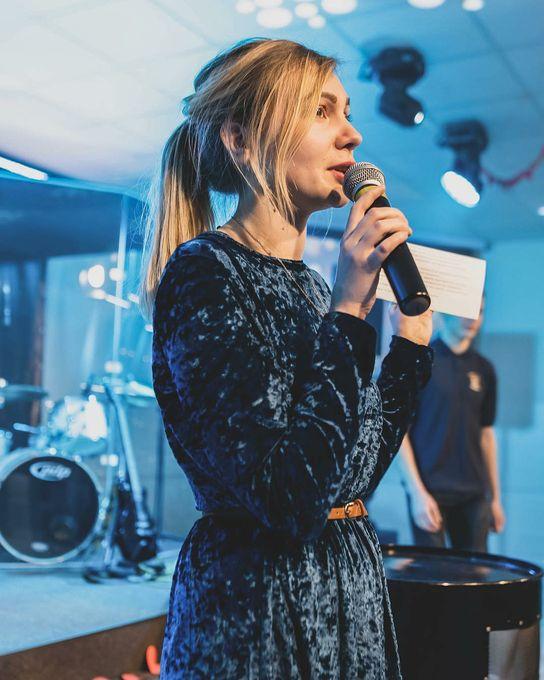 Лілія Ліповченко - Ведущий или тамада Комик  - Киев - Киевская область photo