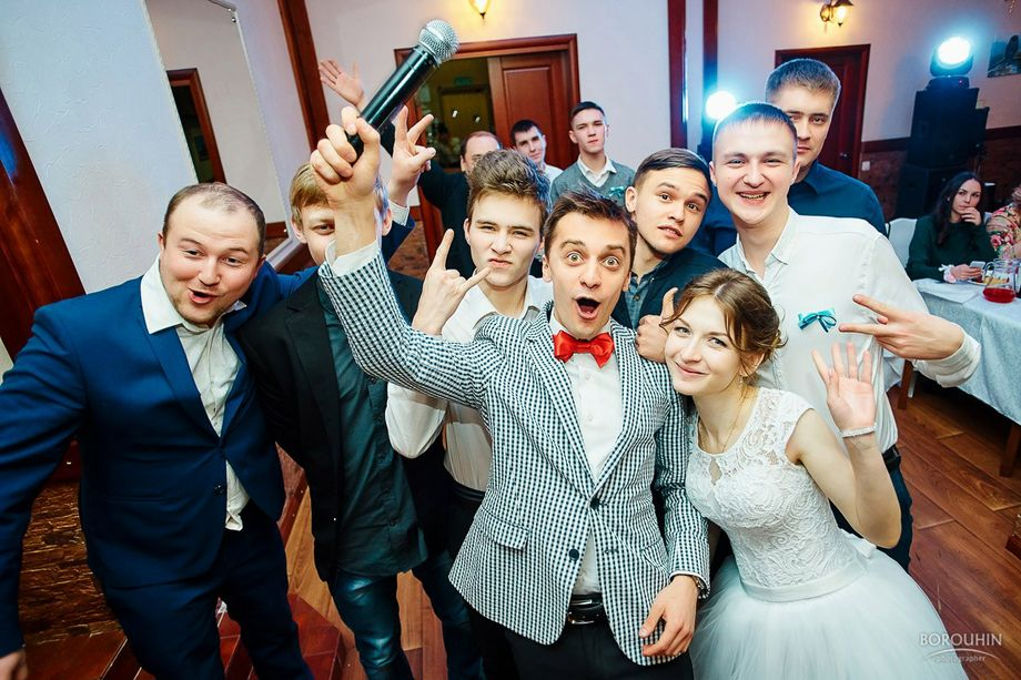 Роман Гафи - Ведущий или тамада  - Санкт-Петербург - Санкт-Петербург photo
