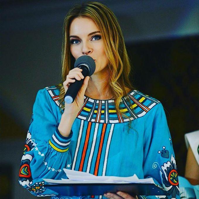 Анна Заклецька - Ведущий или тамада  - Киев - Киевская область photo
