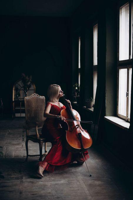 Lady Cello&Ballet Show - Музыкант-инструменталист Танцор Оригинальный жанр или шоу  - Киев - Киевская область photo