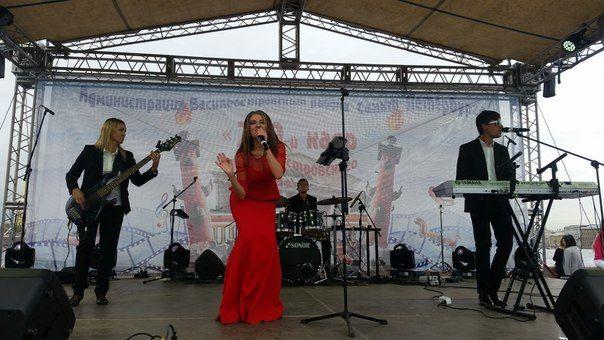 DANCE&JOY - Музыкальная группа Ансамбль  - Санкт-Петербург - Санкт-Петербург photo