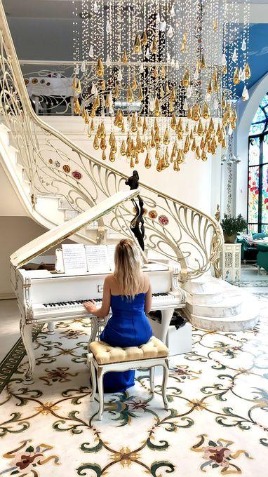 Вероника Григораш - Музыкант-инструменталист  - Киев - Киевская область photo