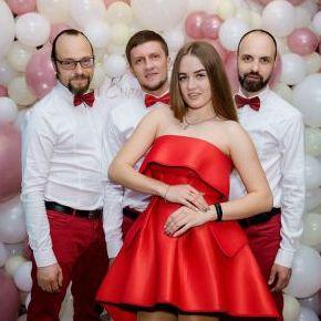 Закажите выступление кавер-группа KASS project на свое мероприятие в Харьков