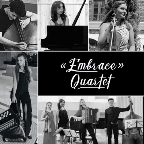 Embrace quartet - Ансамбль , Днепр,