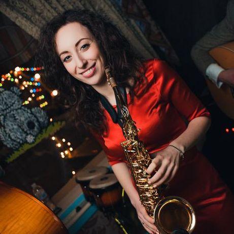 Svetlana Moiseenko - Музыкант-инструменталист , Одесса,  Саксофонист, Одесса