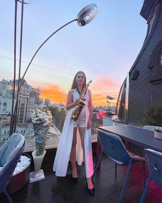 YULYA SAX - Музыкант-инструменталист  - Киев - Киевская область photo