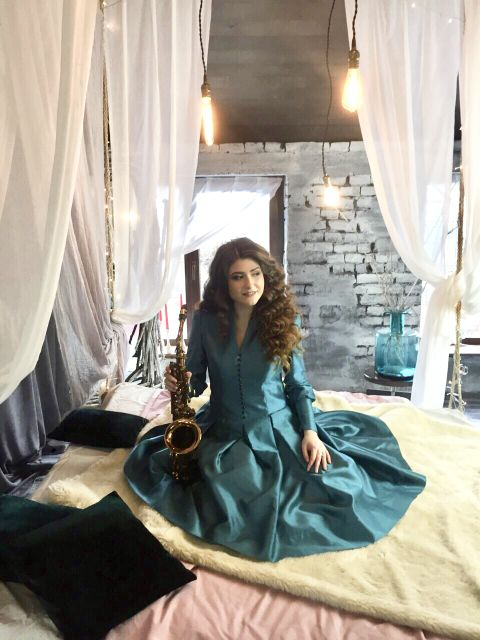 Инна Горбатюк - Музыкант-инструменталист , Киев,  Саксофонист, Киев