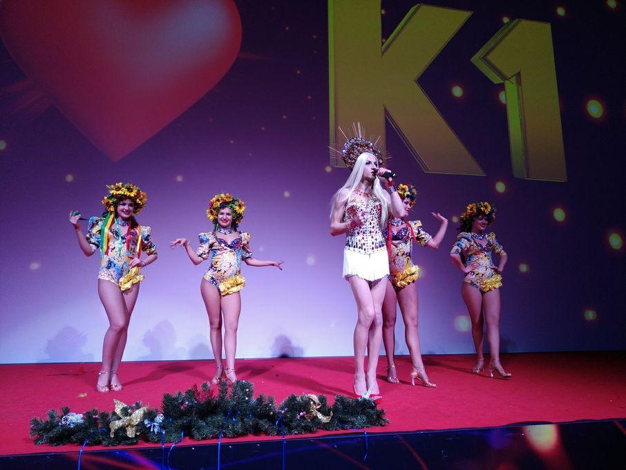 Dina Love | Шоу-балет и Пародийное Шоу - Танцор Комик Организация праздничного банкета  - Киев - Киевская область photo