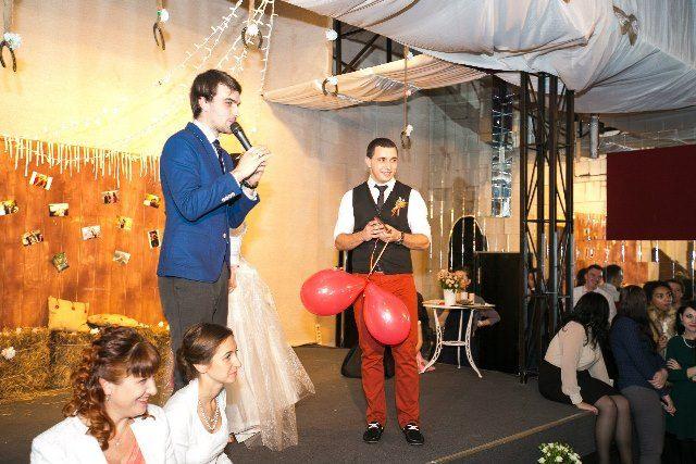 Дмитрий Слюсаренко - Ведущий или тамада Комик Организация праздников под ключ  - Киев - Киевская область photo