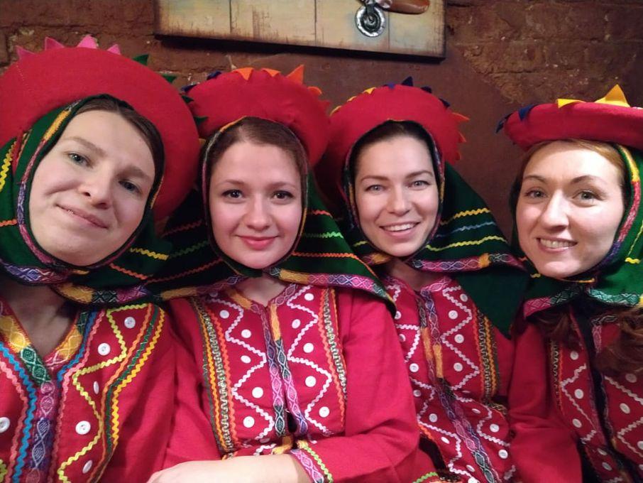 Ансамбль ГРЕНАДА - Музыкальная группа Ансамбль  - Москва - Московская область photo