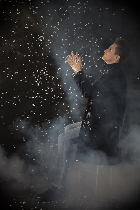 Goldman - Иллюзионист Оригинальный жанр или шоу Фокусник  - Одесса - Одесская область photo