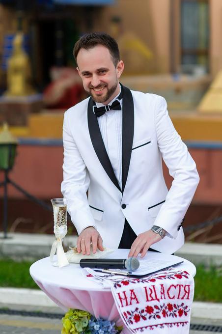 Дмитрий Попов - Ведущий или тамада  - Киев - Киевская область photo