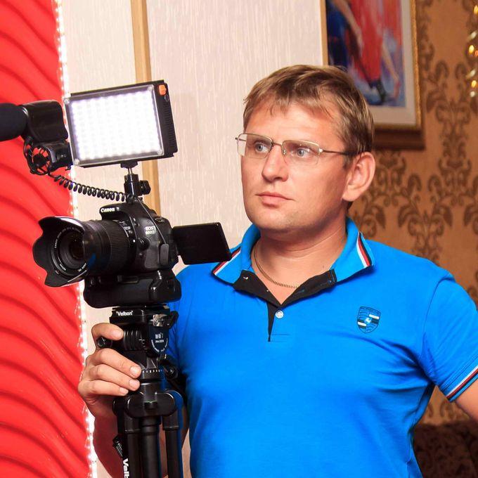 Дмитрий Масаренко - Фотограф Видеооператор  - Мелитополь - Запорожская область photo