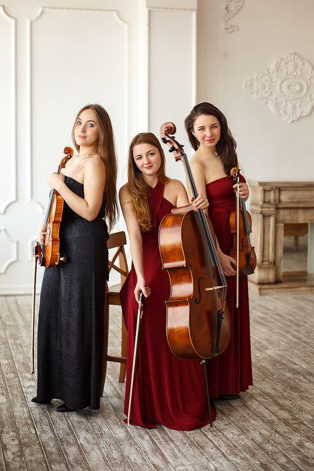 Pretty Women Trio - Ансамбль Музыкант-инструменталист  - Москва - Московская область photo
