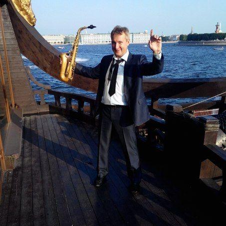 Закажите выступление Саксофонист Юрий Вернер на свое мероприятие в Санкт-Петербург