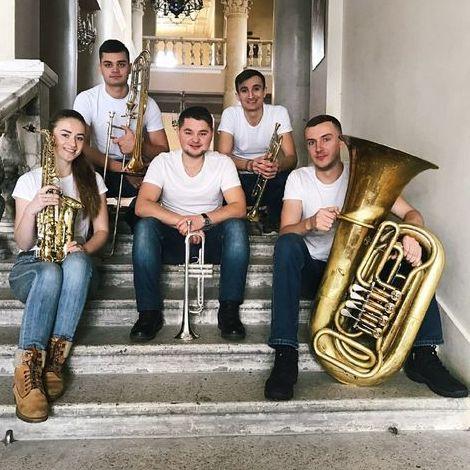 Закажите выступление Kyiv Modern Brass на свое мероприятие в Киев