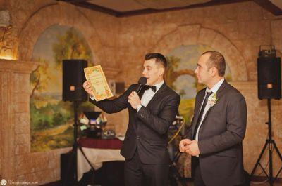 Антон Белый - Ведущий или тамада Комик  - Киев - Киевская область photo