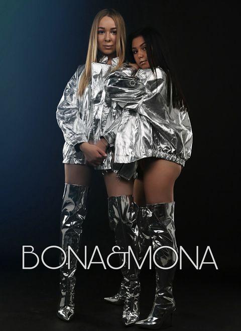 Закажите выступление BONA&MONA на свое мероприятие в Киев