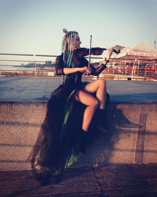 Kvitoslava_violin - Музыкант-инструменталист  - Одесса - Одесская область photo