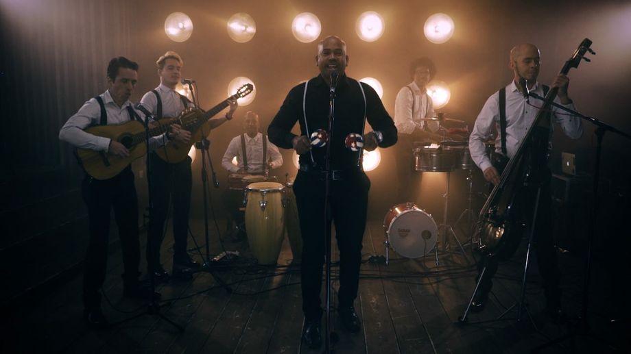 Hot Havana Orchestra ( A Contra Tiempo ) - Музыкальная группа Ансамбль  - Москва - Московская область photo
