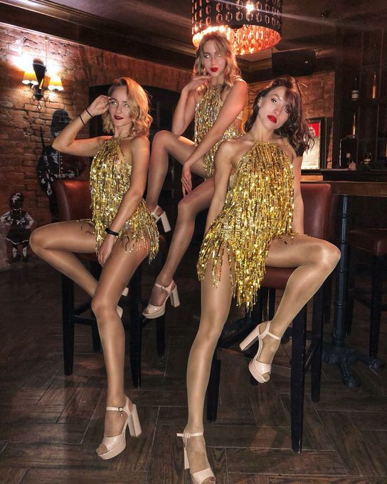 Goldys Show - Танцор  - Краснодар - Краснодарский край photo