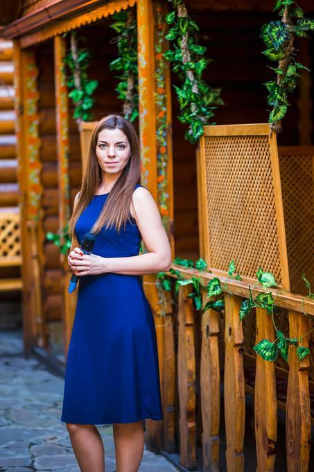 Ведущая (NO Тамада) Олеся Науменко - Ведущий или тамада Ди-джей  - Днепр - Днепропетровская область photo