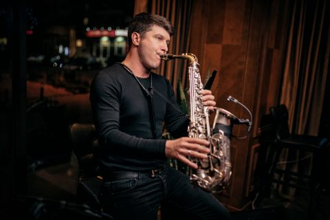 Michael Kulikov - Музыкант-инструменталист , Одесса, Оригинальный жанр или шоу , Одесса,  Саксофонист, Одесса Гитарист, Одесса Флейтист, Одесса