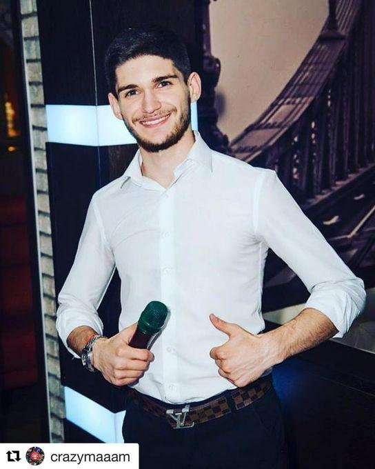 Артур Григорян - Ведущий или тамада Певец  - Мариуполь - Донецкая область photo