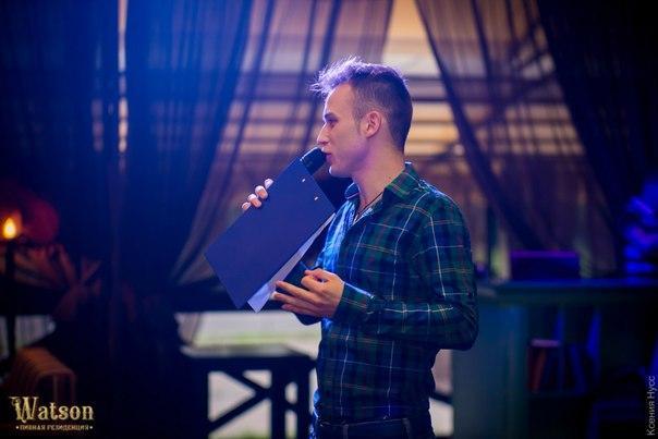 Евгений Тюртюбек - Ведущий или тамада  - Киев - Киевская область photo