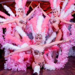 Закажите выступление Шоу-балет на свое мероприятие в Москва