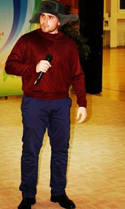 Данил Невенченко - Ведущий или тамада Аниматор  - Киев - Киевская область photo