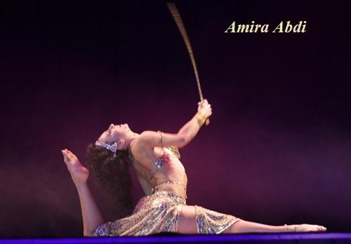 Амира Абди - Танцор  - Киев - Киевская область photo