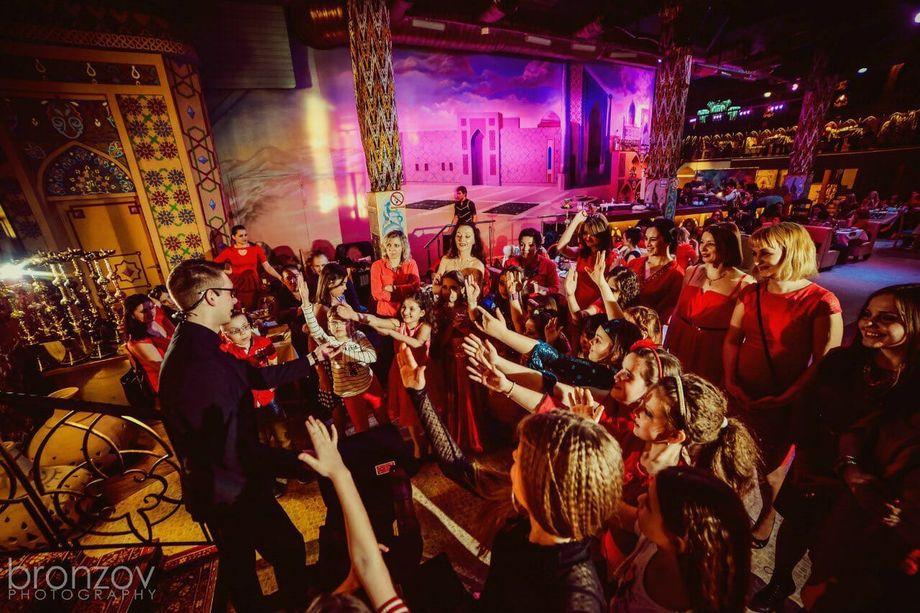 Фокусник Иллюзионист Евгений Крутов - Иллюзионист Фокусник  - Москва - Московская область photo