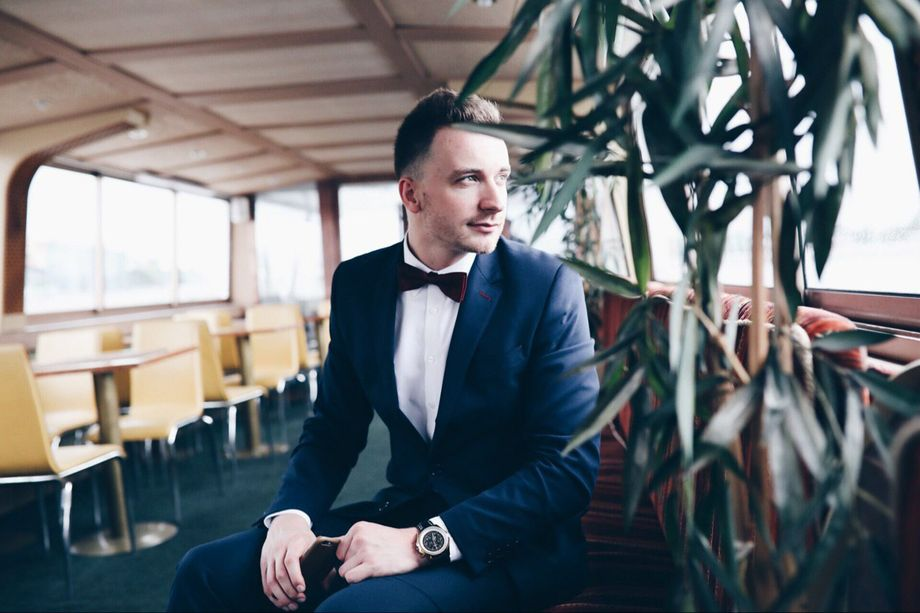 ведущий Александр Лисин - Ведущий или тамада  - Санкт-Петербург - Санкт-Петербург photo