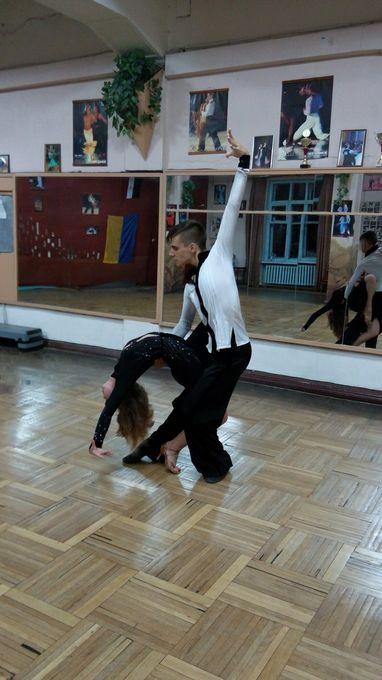 Константин и Валерия - Танцор  - Харьков - Харьковская область photo