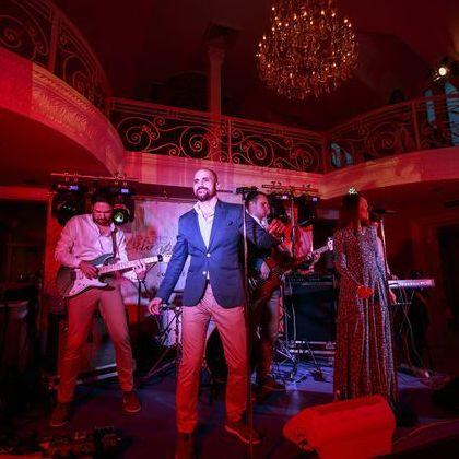 Закажите выступление Elim`s Band на свое мероприятие в Москва