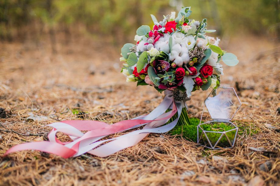 Алина Чорненька - Декорирование Свадебная флористика  - Полтава - Полтавская область photo