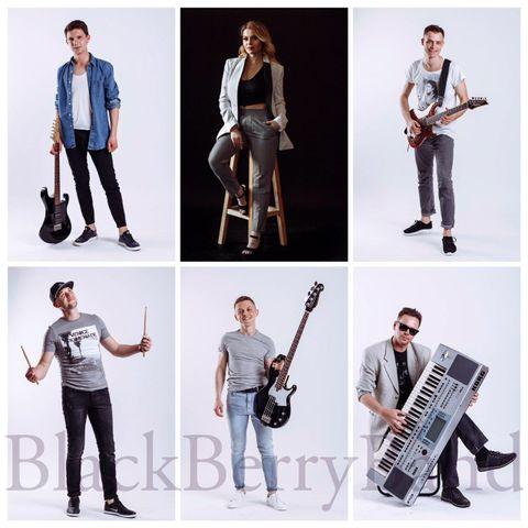 BlackBerry Band - Музыкальная группа , Днепр, Певец , Днепр,  Кавер группа, Днепр Рок группа, Днепр Поп группа, Днепр Хиты, Днепр