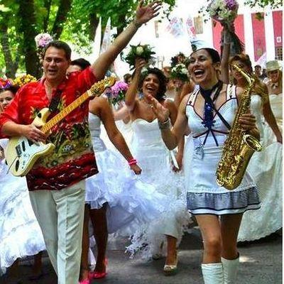 """Закажите выступление Музыкальный шоу проект  """"Одесский Шарм"""" на свое мероприятие в Одесса"""