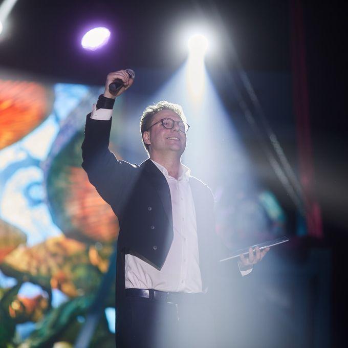 Александр Брайловский - Ведущий или тамада Прокат звука и света Организация праздничного банкета Организация праздников под ключ  - Киев - Киевская область photo