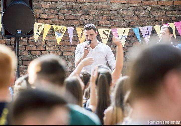 Ведущий|Александр Шиков - Ведущий или тамада Комик  - Полтава - Полтавская область photo