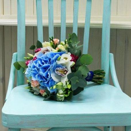 Студия флористики и декора The Flower-stor. - Свадебная флористика , Днепр,